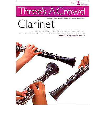Three's A Crowd: Bk. 2