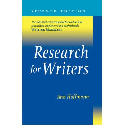 research methods in creative writing Research methods in creative writing has 12 ratings and 0 reviews a guide to the modes and methods of creative writing research, designed to be invaluab.
