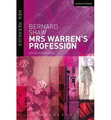 """brenard shaws mrs warrens profession At the antaeus company george bernard shaw's controversial classic """"mrs warren's profession"""" gets a new lease on life by focusing on how little has changed in the last 120 years."""