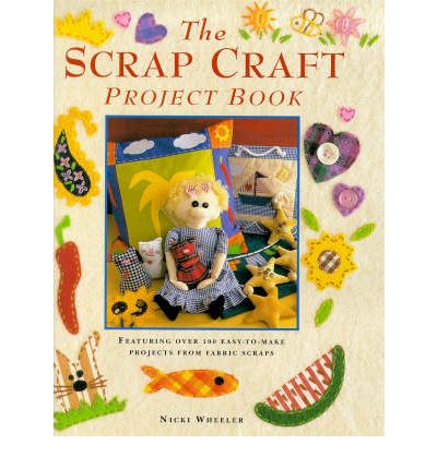 The Scrap Craft Project Book