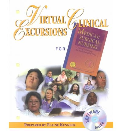 Descargando libros para encender Virtual Clinical Excursions 1.0 to Accompany Medical-Surgical Nursing : Critical Thinking for Collaborative Care 9780721698205 PDF by Kennedy, Tashiro, Donna D Ignatavicius,