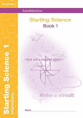 Starting Science Book 1: Materials