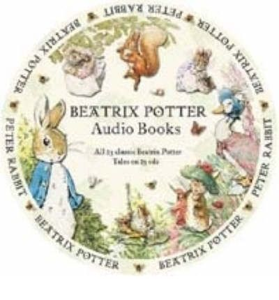 Beatrix Potter Audio Books CD Story Book Classic Tales and Nursery Rhymes 23 CD's