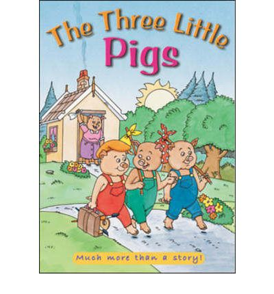 The Three Little Pigs Big Book