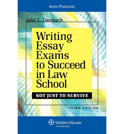 writing essay exams to succeed not just to survive Writing a college application essay is not inspiration alone is not the key to effective essay writing he did not succeed in his work on one.