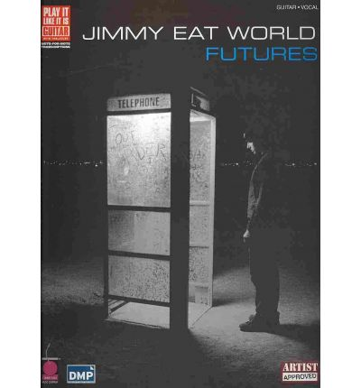 Jimmy Eat World -- Futures : Guitar Tab