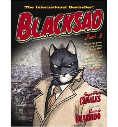 Blacksad: Sketch Files v. 3