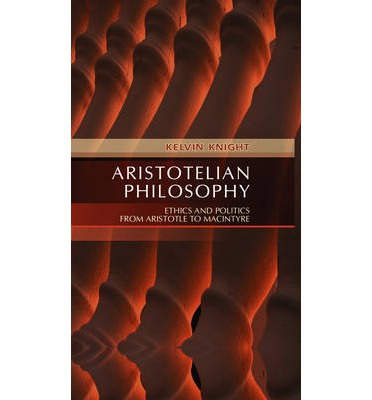 a description of the aristotelian philosophy Aristotle applied the same patient, careful, descriptive approach to his examination of moral philosophy in the εθικη νικομαχοι (nicomachean ethics)here he discussed the conditions under which moral responsibility may be ascribed to individual agents, the nature of the virtues and vices involved in moral evaluation, and the methods of achieving happiness in human life.