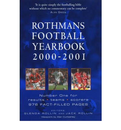 Rothman's Football Year Book: 1981-82 (Hardback, 1981)
