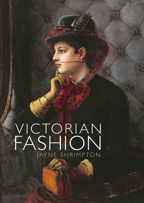 Victorian Fashion book