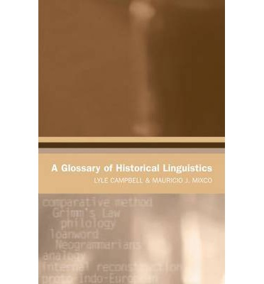 modern historical linguistics Linguistics - historical (diachronic) linguistics: all languages change in the course of time written records make it clear that 15th-century english is quite noticeably different from 21st-century english, as is 15th-century french or german from modern french or german it was the principal achievement of the 19th-century linguists not only to realize more clearly than their predecessors.