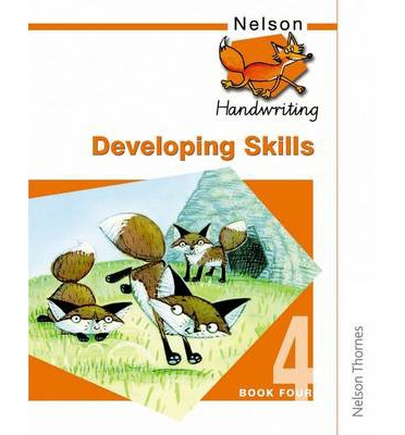 Nelson Handwriting Developing Skills Book 4