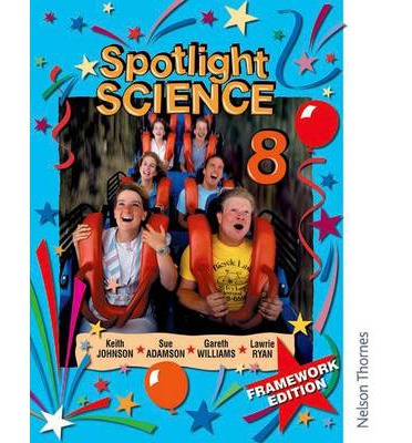 Spotlight Science 8
