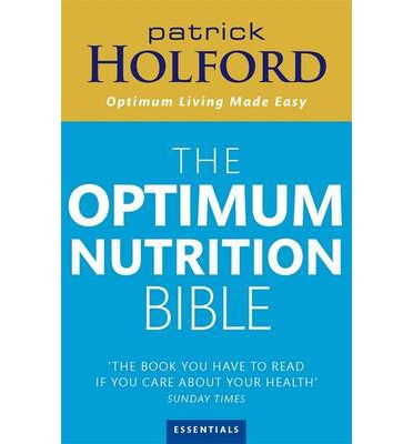 The Optimum Nutrition Bible