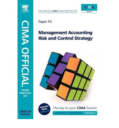 Management Accounting Risk and Control Strategy 2008: Paper P3