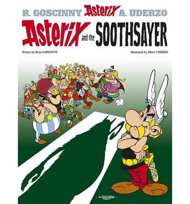 Asterix and the Soothsayer : Album 19