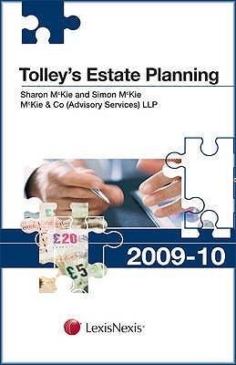 Tolley's Estate Planning 2009-10