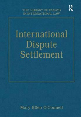 international law in business dispute essay International business, global law alternate dispute resolution essay - alternate dispute they may need to resolve international commercial disputes.