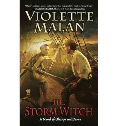 The Storm Witch : A Novel of Dhulyn and Parno