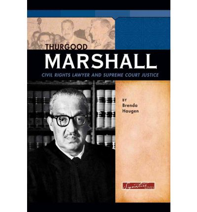 a biography of thurgood marshall a civil rights lawyer in the united states Learn more about thurgood marshall, the civil rights thurgood marshall was an american civil rights lawyer  united states supreme court justice thurgood.