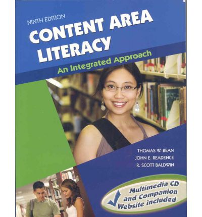 content area literacy This tool is a collection of video segments organized into a user-friendly dvd that  captures some of the key ideas and components central to improving.