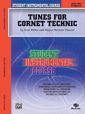 Student Instrumental Course Tunes for Cornet Technic : Level II