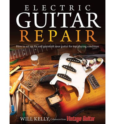 Electric Guitar Repair