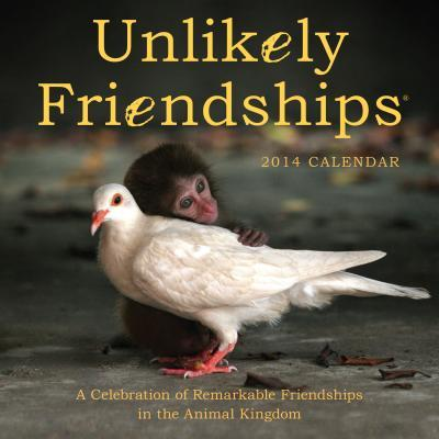 Unlikely Friendships Mini Calendar NEW! 2014