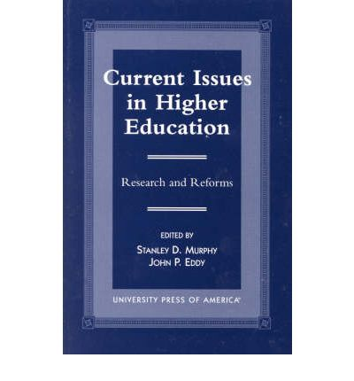 issues in higher education Education funding, access, accountability, and the role of alternative providers are but a few of the current education issues confronting state legislators.