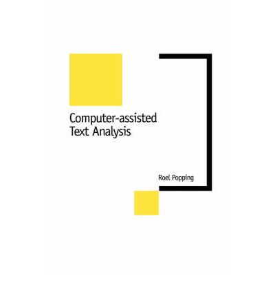 computer assisted text analysis