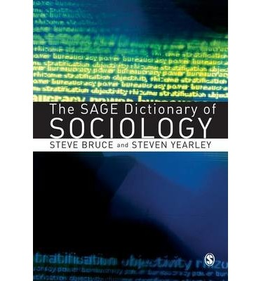 the sage dictionary of stereotypes