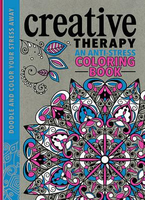 Creative Therapy: An Anti-Stress Coloring Book