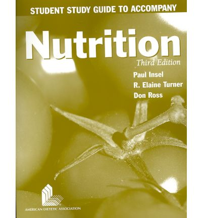Nutrition: Student Study Guide