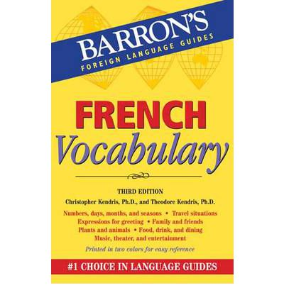 French Vocabulary