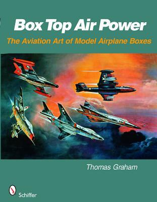 Box Top Air Power : The Aviation Art of Model Airplane Boxes
