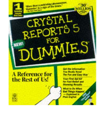 crystal report books