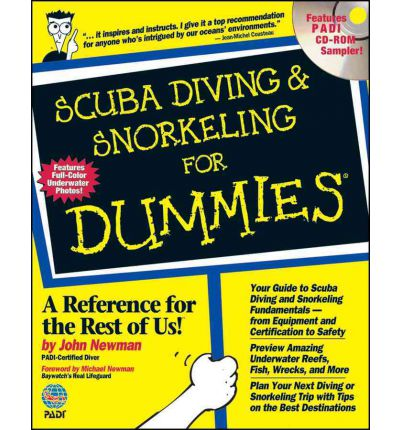 Scuba Diving and Snorkeling For Dummies