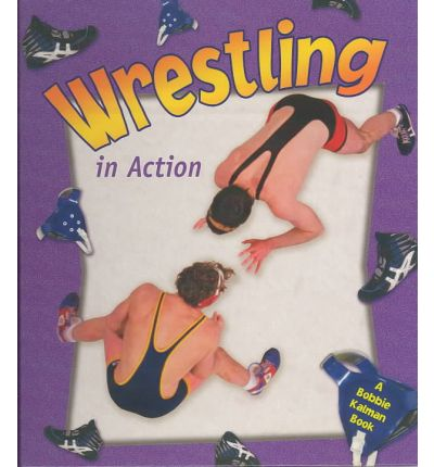 Wrestling in Action