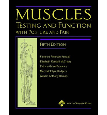 Muscles: Testing and Function, with Posture and Pain : Includes a Bonus Primal Anatomy CD-ROM