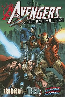 Avengers Disassembled: Iron Man, Thor and Captain America