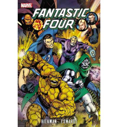 Fantastic Four - Volume 3