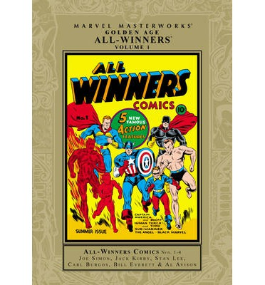 Marvel Masterworks: Golden Age All-Winners Volume 1