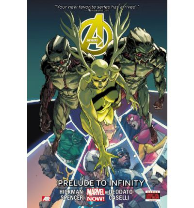 Avengers: Infinity Prelude (Marvel Now) Volume 3