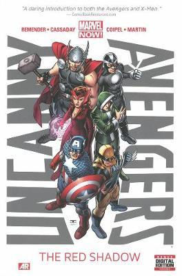 Uncanny Avengers: Red Shadow (Marvel Now) Volume 1