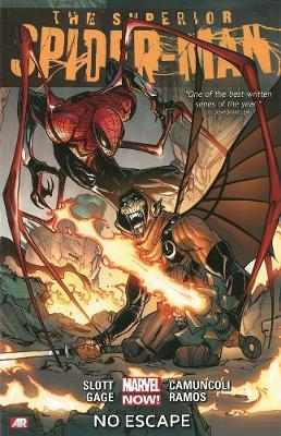 Superior Spider-Man: No Escape (Marvel Now) Volume 3