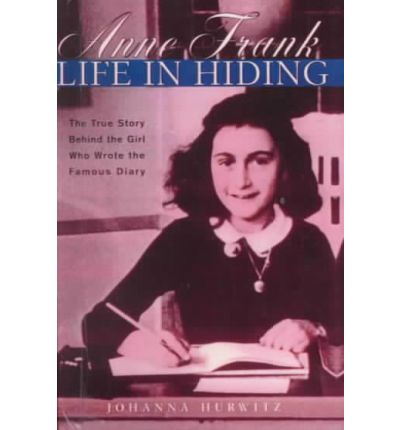 ann frank life in hiding A time line of anne frank  join the franks in hiding november 16  anne and margot frank die at the bergen-belsen concentration camp within days of each.
