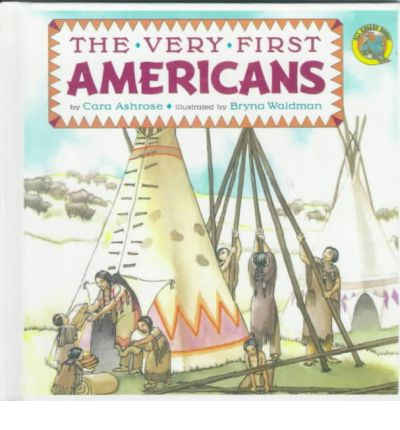 Libri audio scaricabili gratuiti The Very First Americans 9780785725367 in Italian PDF FB2
