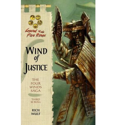Wind of Justice : Third Scroll