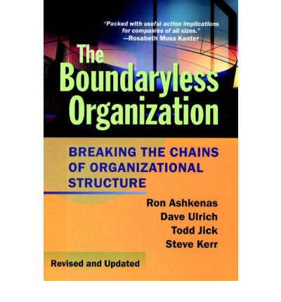 boundaryless organization Updated april 10, 2013 boundaryless, horizontality, borderless, cross-functional these words, plus more, have been used to describe the need to move beyond traditional organizational designs to a new form that is based on enabling people to perform their work and to serve customers more effectively how people.
