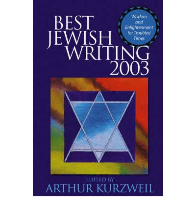 Best Jewish Writing 2003